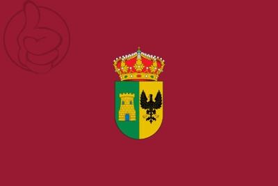 Drapeaux Jorquera (Albacete)