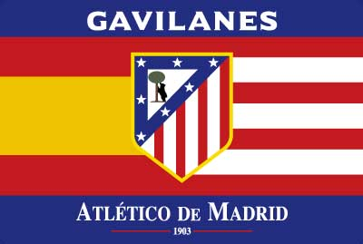 Bandera Atleti Gavilanes