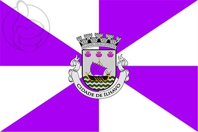 Bandera Ílhavo Municipality
