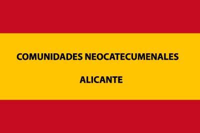 Bandera Comunidades neocatecumenales