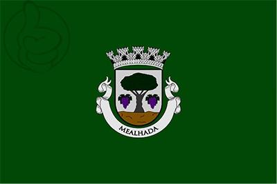 Bandera Mealhada Municipality