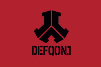 Bandera Defqon 1