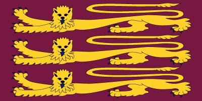 Bandera Ricardo de Inglaterra