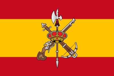 Bandera La Legión