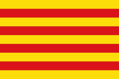 Bandera Aragon Kingdom