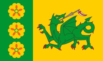 Bandera Evenley