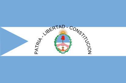 Bandera Provincia de Corrientes