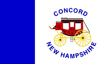 Bandera Concord, New Hampshire