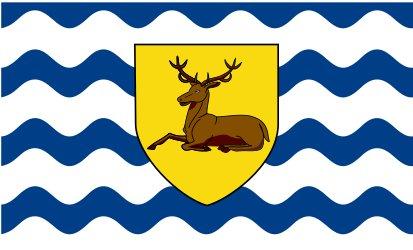 Bandera Hertfordshire