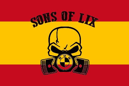 Bandera Sons of Lix