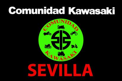 Bandera Comunidad Kawasaki Sevilla