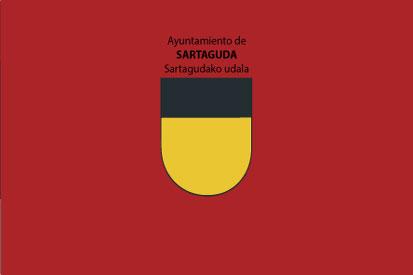 Bandera Ayuntamiento de Sartaguda