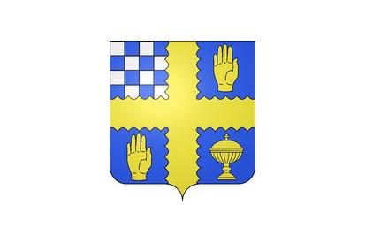 Bandera Le Blanc-Mesnil
