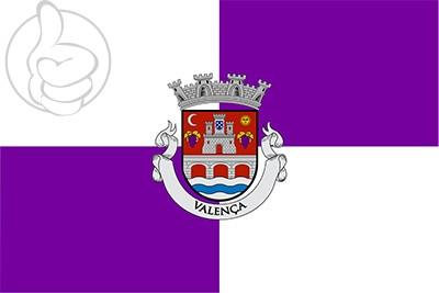 Bandera Valença Municipality