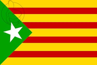 Bandera Estelada Verde