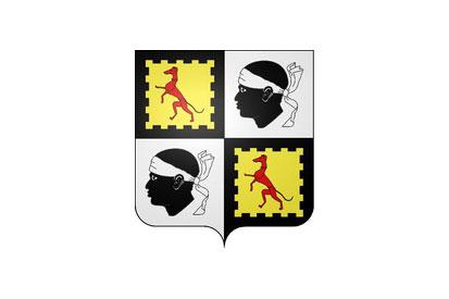 Bandera Évry-Grégy-sur-Yerre