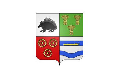 Bandera Bruyères-sur-Oise