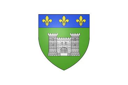 Bandera Châteauneuf-en-Thymerais