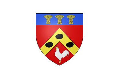 Bandera Liverdy-en-Brie