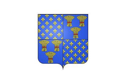Bandera Sainte-Sévère-sur-Indre