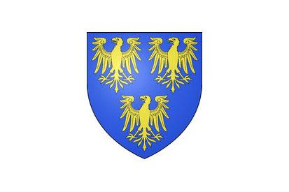Bandera Azay-le-Rideau