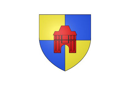 Bandera La Ville-aux-Clercs