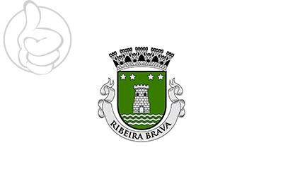 Bandera Ribeira Brava, Madeira