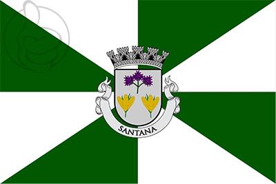 Bandera Santana, Madeira