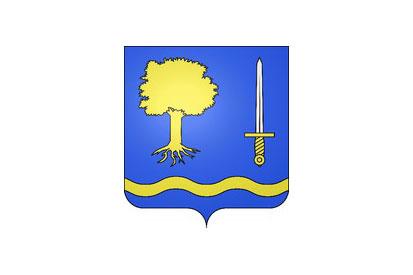 Bandera Fresnes-sur-Marne