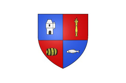 Bandera Chémery