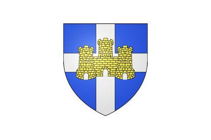 Bandera Villedieu-le-Château