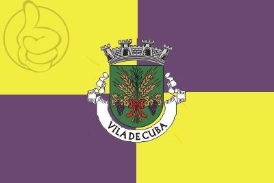 Bandera Cuba, Portugal