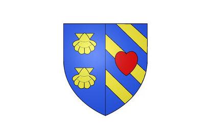Bandera Augerville-la-Rivière