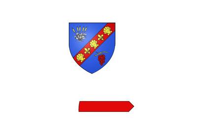 Bandera Cléry-Saint-André