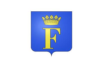 Bandera Flavigny-sur-Ozerain