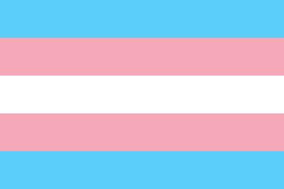 Bandera Fierté Transgenre