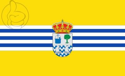 Drapeau Isla Cristina