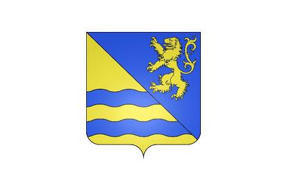 Bandera Bissey-la-Pierre