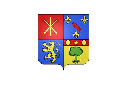Bandera Aisey-sur-Seine