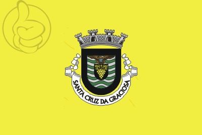 Bandera Santa Cruz da Graciosa