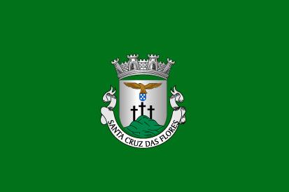 Bandera Santa Cruz das Flores