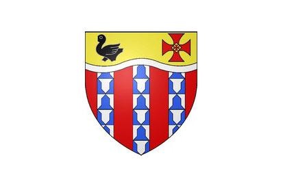 Bandera Saint-Jean-les-Deux-Jumeaux