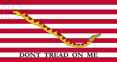 Bandera Proa de los Estados Unidos