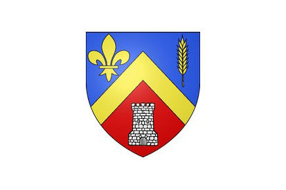 Bandera Le Châtelet-en-Brie