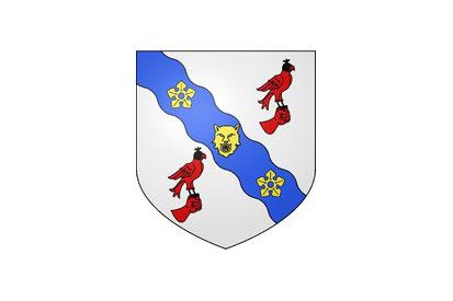 Bandera Fleury-en-Bière