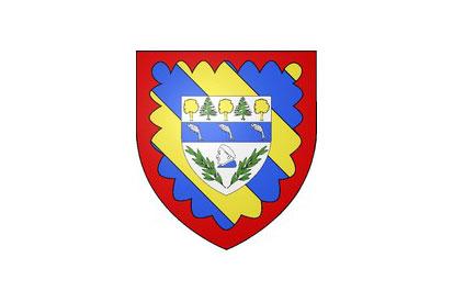 Bandera Lucenay-lès-Aix