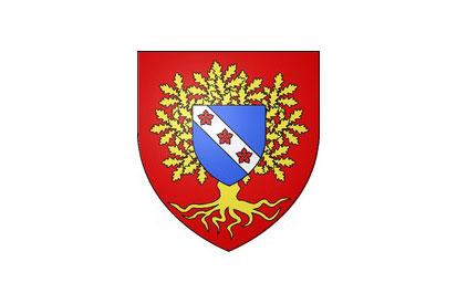 Bandera Le Chesnay