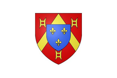 Bandera Le Mesnil-Saint-Denis