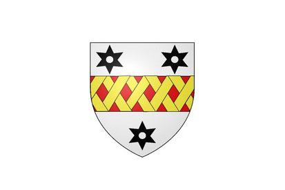 Bandera Saint-Léger-sur-Dheune