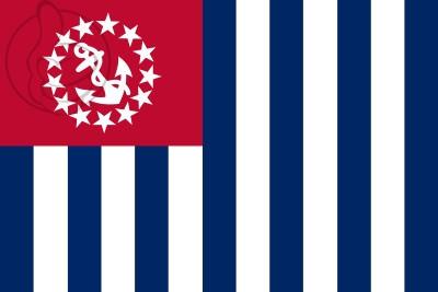 Bandera Escuadrón de los Estados Unidos